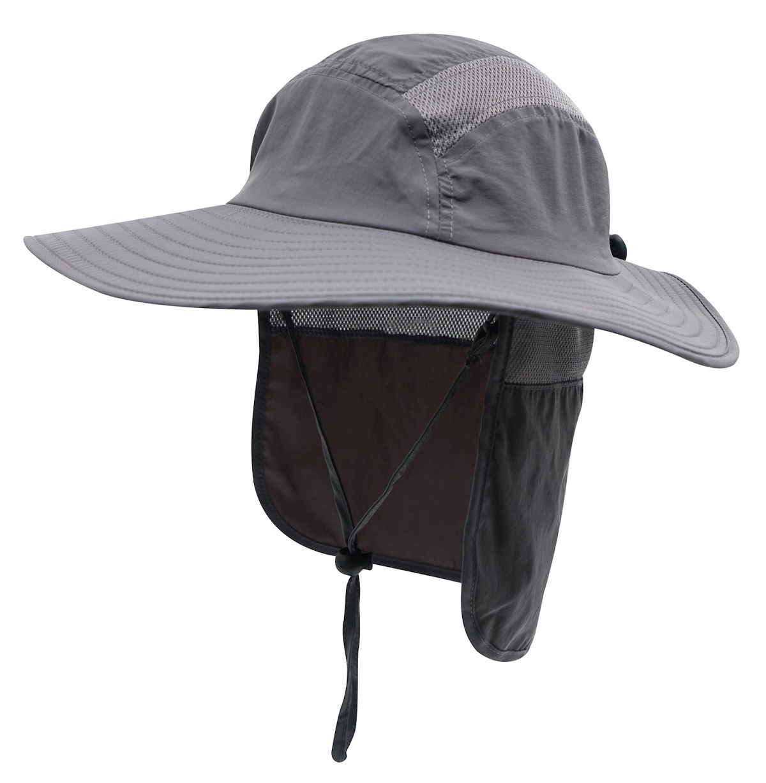 Conectyle chapéu masculino de verão, proteção para