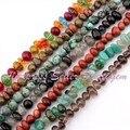 """Frete Grátis 7-9x10-11mm Freeform Natural Gem Stone Beads Para DIY Colar Pulseira Jewlry Fazer Mecha Solta 15 """"/Lot, Wholesal"""