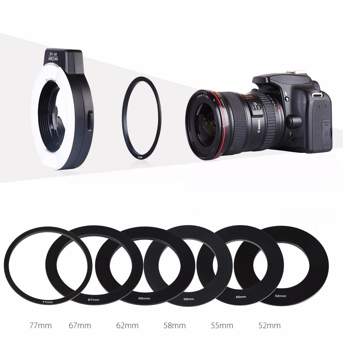 Nieuwste K & F CONCEPT KF-150 Flash Speedlite Master Slave TTL - Camera en foto - Foto 6