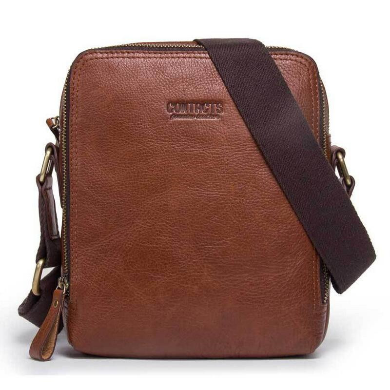 YOOFISH Genuine Leather Bag top-handle Men Bags Male Shoulder Crossbody Bags Messenger Small Flap Casual Men Leather Bag cowhide messenger small flap casual handbags men leather bag genuine leather bag top handle men bags male shoulder crossbody ba