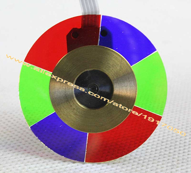 Original Projector Color Wheel For Infocus Sp4805 New Color Wheels