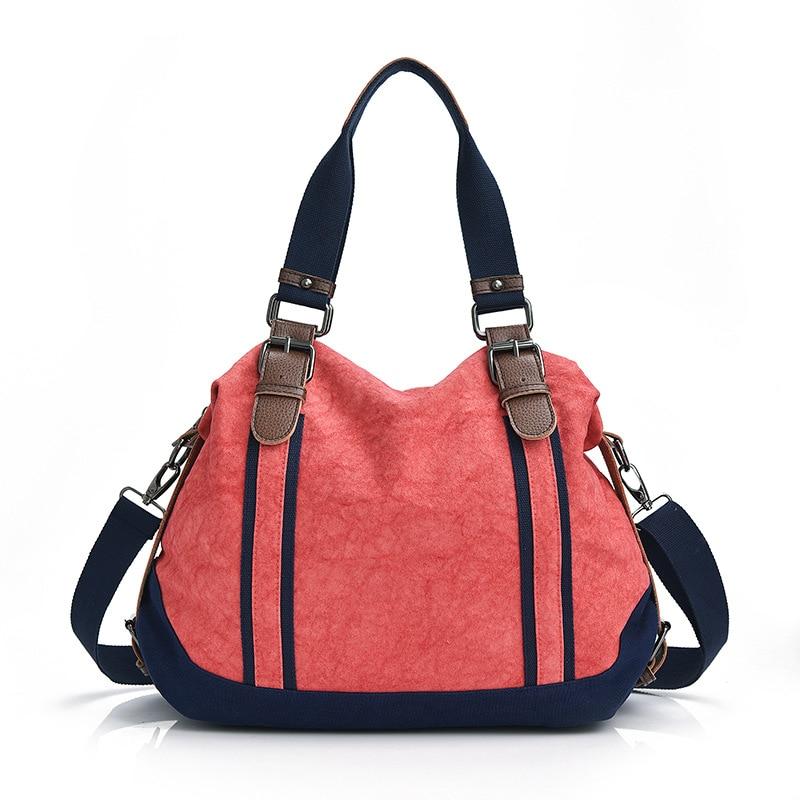 Fashion women messenger bags England style canvas handbag letter shoulder bag casual crossbody big bags new hot sell