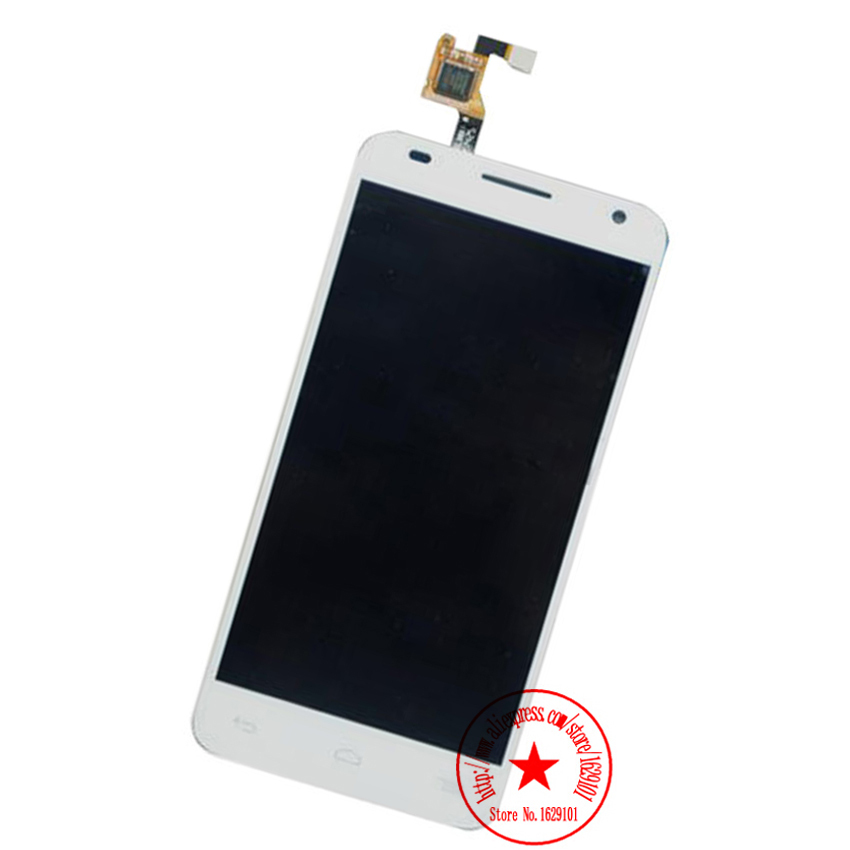 Mejor LCD de trabajo pantalla táctil digitalizador asamblea para Alcatel One Tou