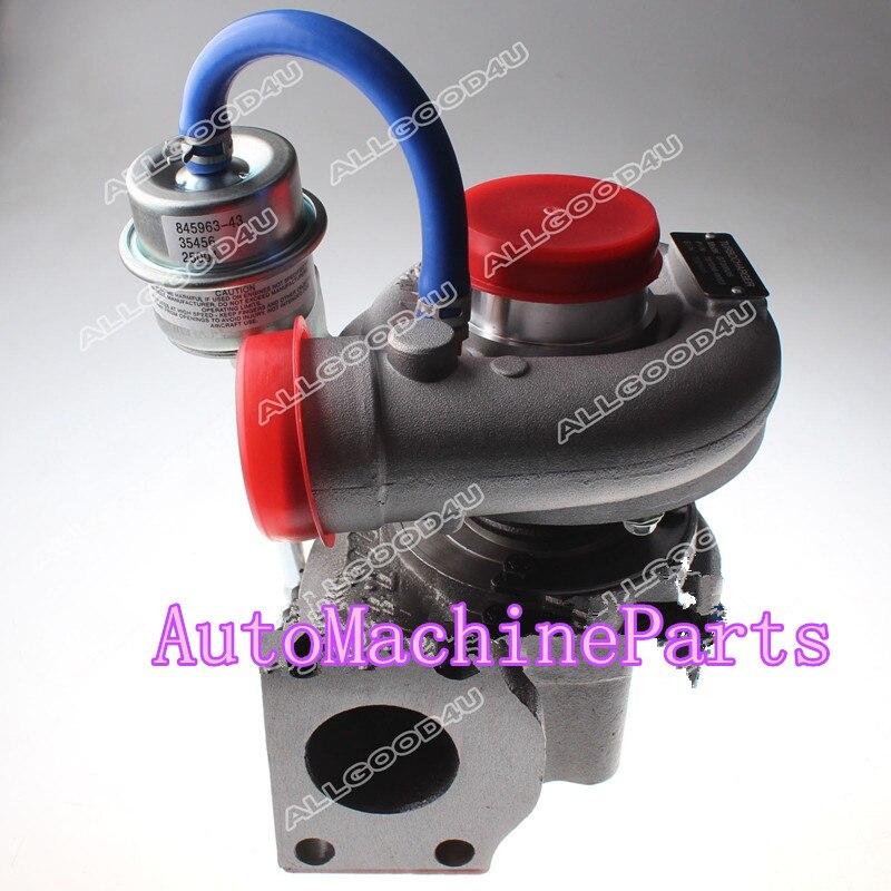 Turbocharger 02/201870 for JCB 411 411B TM200 ROBOT 1110 1110T 1110HF