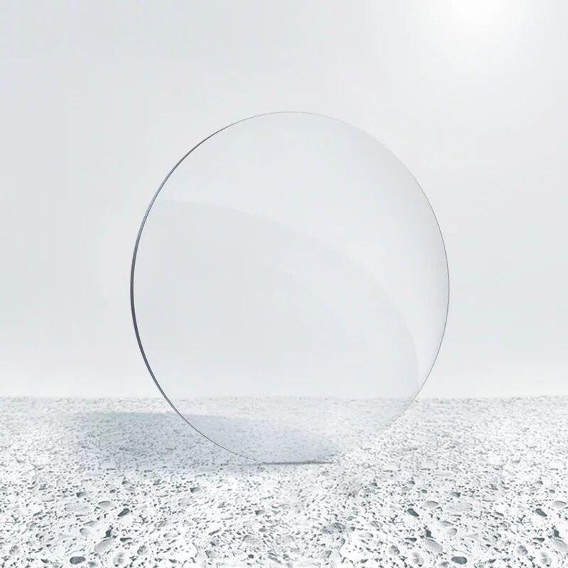 1.74 asphérique durcir revêtement résine lunettes lentille myopie presbytie astigmatisme optique Prescription lunettes lentille UV400 - 2