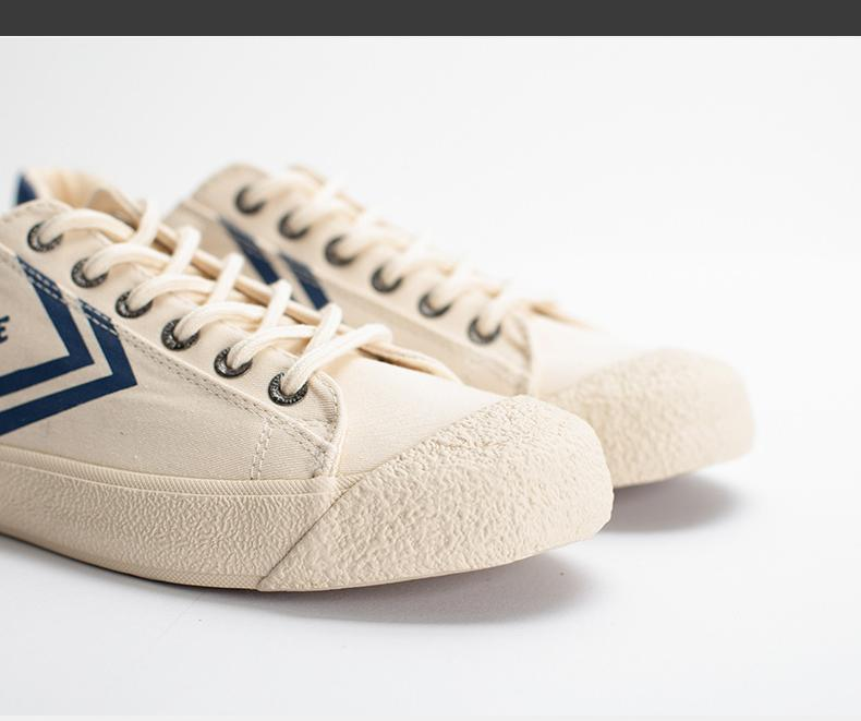 Feiyue shoes New classic Martial arts Tai Chi canvas shoes Rubber shoes men women sneakers 9