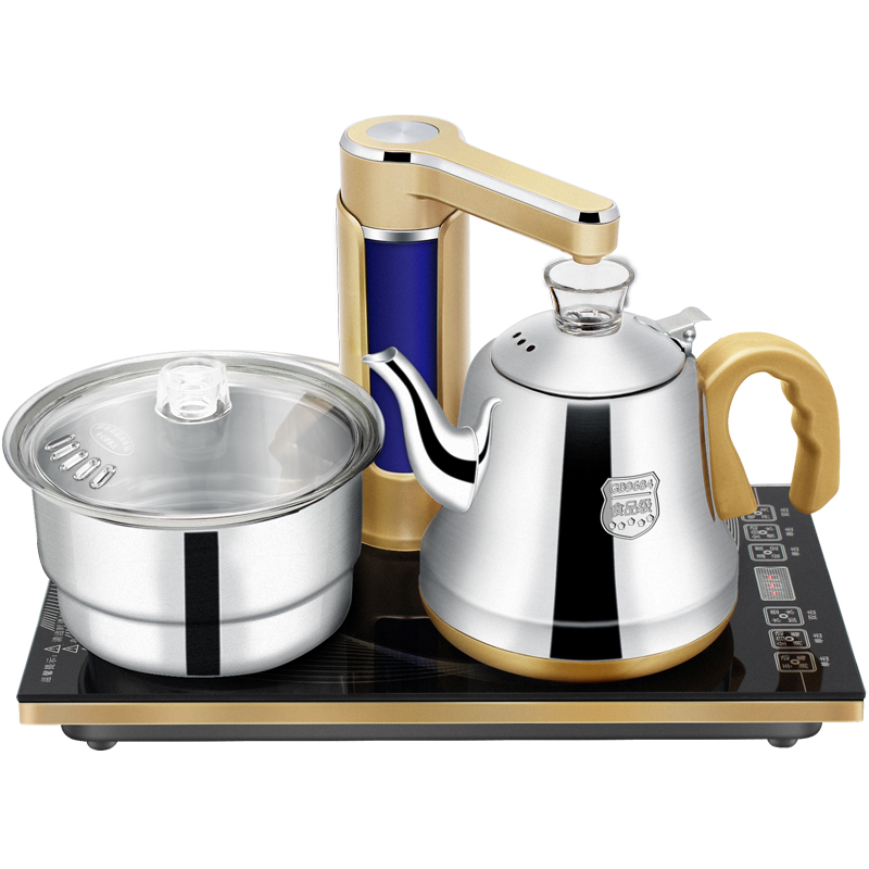 Electric kettle The automatic upper electric tea set stainless steel|electric kettle|electric tea set|electric tea - title=