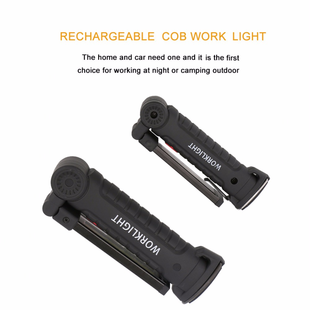 FLEXI LED WORKLIGHT WORK LIGHT INCLUDES BATTERIES 24 LED WOULD MAKE A GREAT GIFT