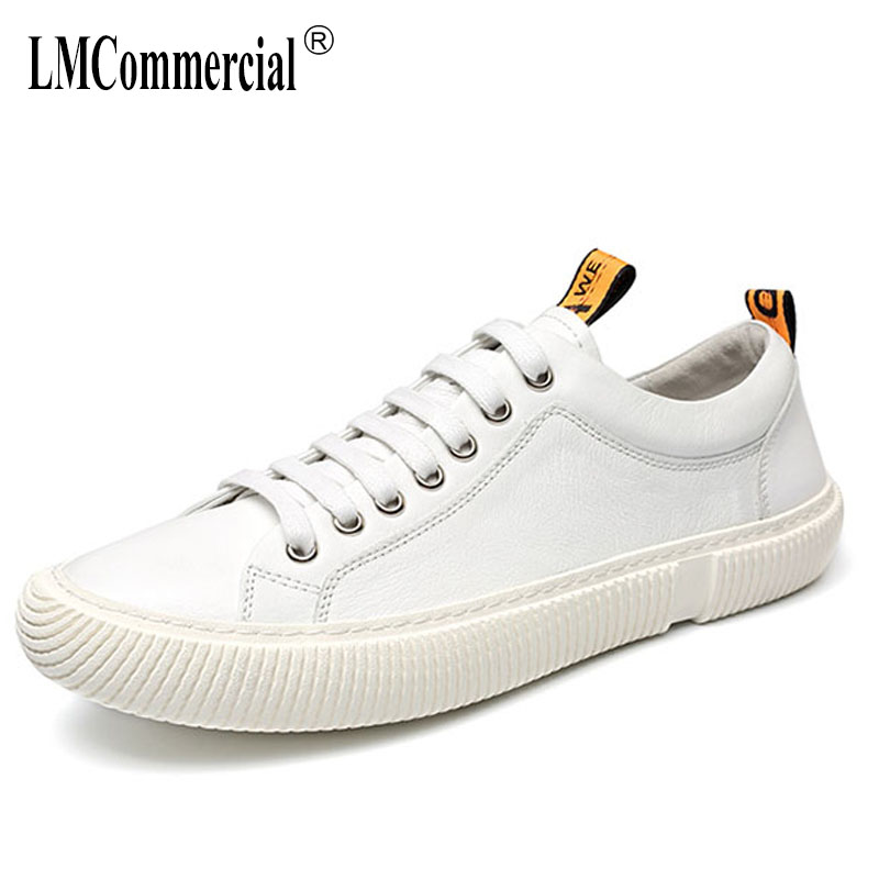 men's shoes Spring leisure shoes men spring and autumn summer Genuine Leather breathable sneaker fashion casual shoes male spring autumn casual men s shoes fashion breathable white shoes men flat youth trendy sneakers