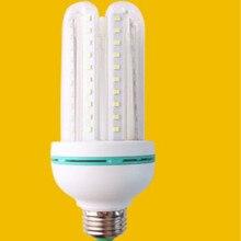 universal U-shaped AC85-265V 110v led 220v SPIRAL e27 bulb lamp 5W 7W 12W 16W 20W 24W 30W free shipping