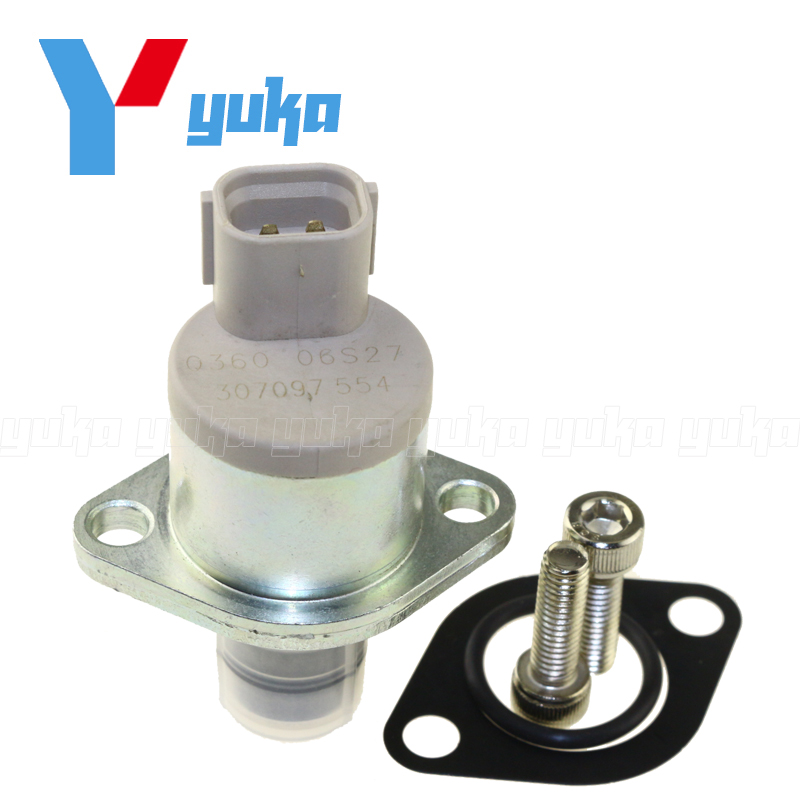 Suction Control Valve Fuel Pump Pressure Regulator Engine 294200-0360 A6860-VM09A SCV D40 CRD Sensor 294009-0260, 294009-0160 diesel suction control valve 8 98043687 0 scv 294200 0650 for mazda