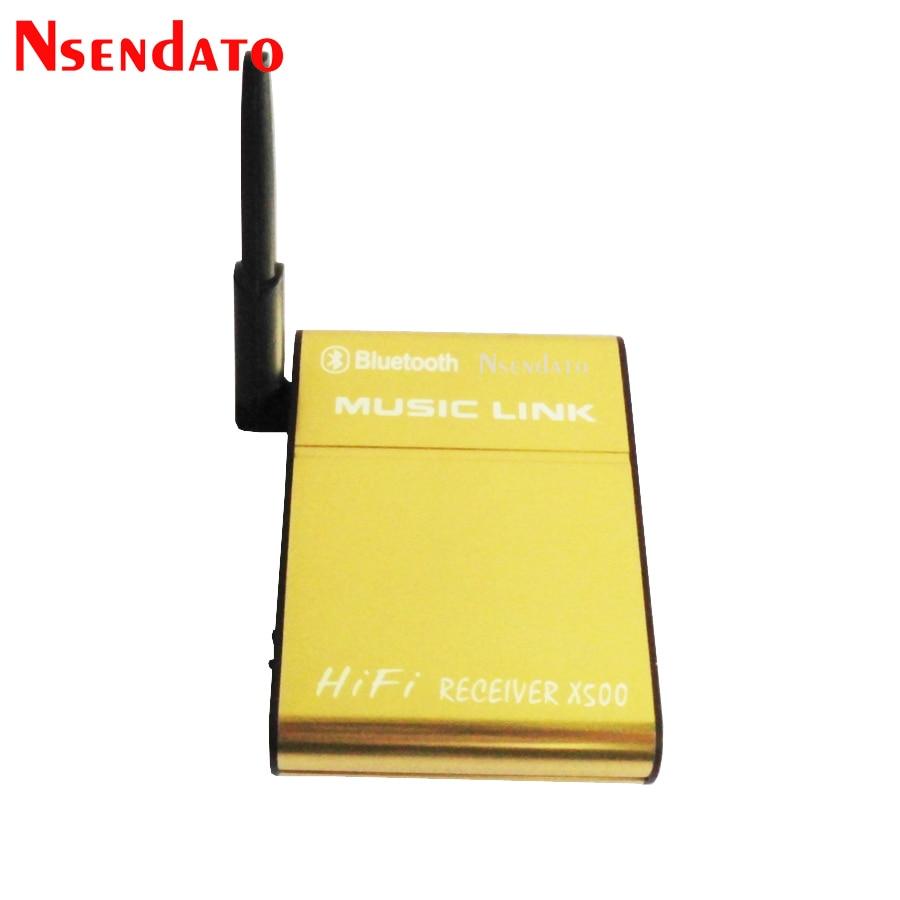 Tragbares Audio & Video X500 Bluetooth Wireless Audio Empfänger Klang Rezeptor Bluetooth 4,0 Stereo Music Link Audio-empfänger-adapter Für Telefon Tablet Pc
