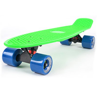 Fishsunday skateboard completeデッキクルーザースケータースケートプラスチックボード22
