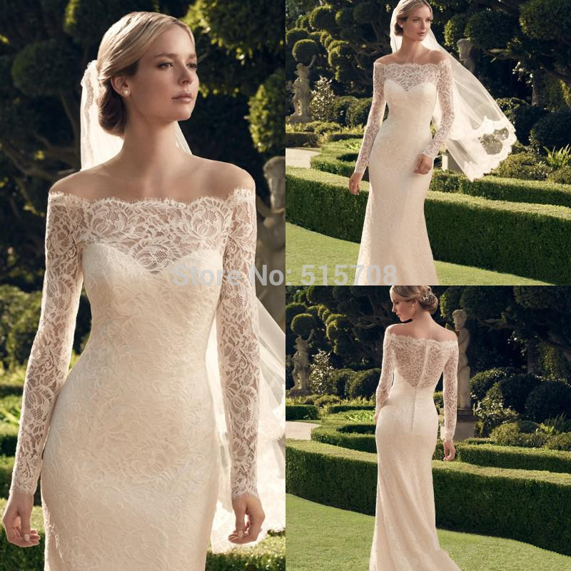 Buy Beautiful Lace Wedding Dresses Off