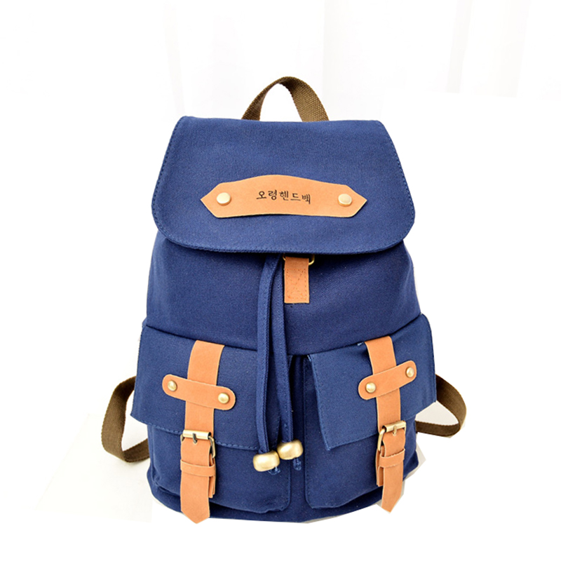 Fashion New Promotion Holiday Sale Women Vintage Canvas ...