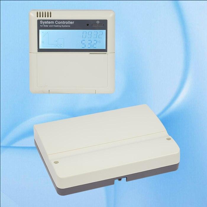 110-230V AC  SR81 SR81Q Solar Intelligent Controller for Split System Shuangri iSentrol Ultisolar Solar Water Heating System110-230V AC  SR81 SR81Q Solar Intelligent Controller for Split System Shuangri iSentrol Ultisolar Solar Water Heating System