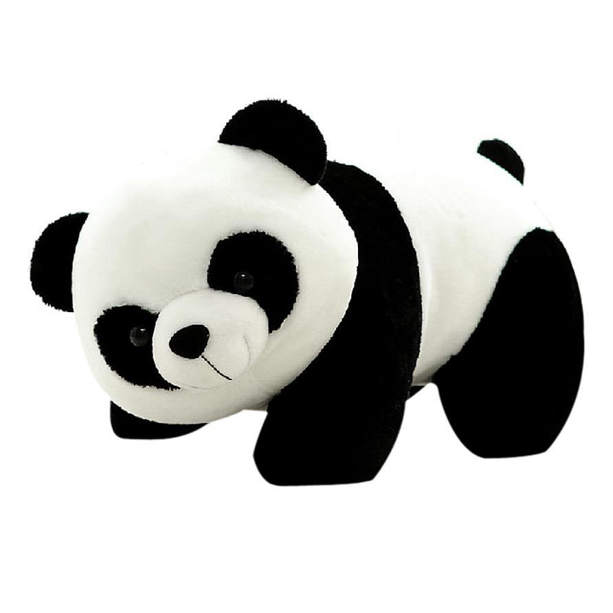 Muqgew Cute Cartoon Panda With Bamboo Baby Plush Toys Infant Hot New