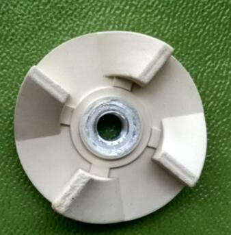 Food Processor Parts rubber connector driving wheel hole 4.5mm 30mm diameter wavelets processor