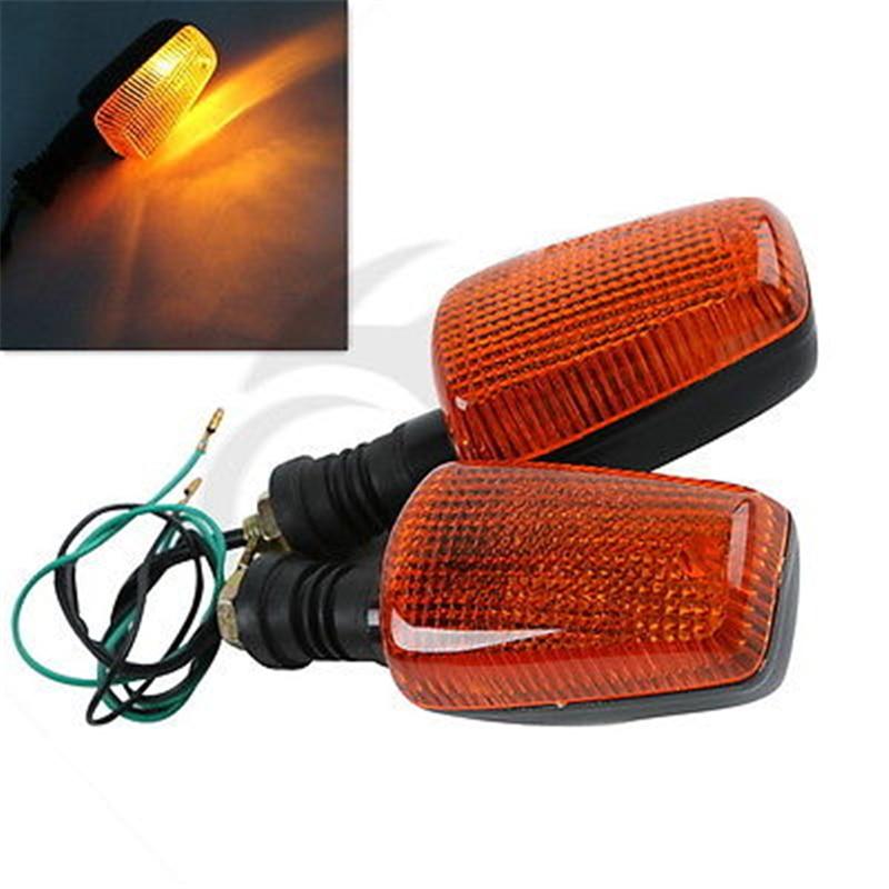Motorcycle Turn Signal Indicator Blinker Amber Light For Yamaha XJ400 XJ600 XJ900 high qualityMotorcycle Turn Signal Indicator Blinker Amber Light For Yamaha XJ400 XJ600 XJ900 high quality