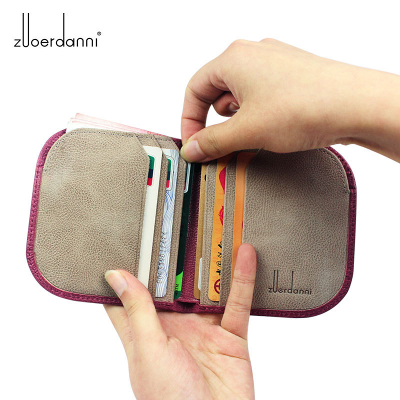 Top Grade Unisex Thin Genuine Leather Wallets Ladies Mini Purse Female Short Wallet Womens Card Coin Holder Girls Leather Wallet high quality 100% genuine leather women wallet ladies short wallets leather small wallet coin purse girl card holder clutch bag