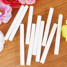 10pcs Car Diffuser Sponges Refill Sticks Filter Wick Absorbent Stick Replace for Air Freshener