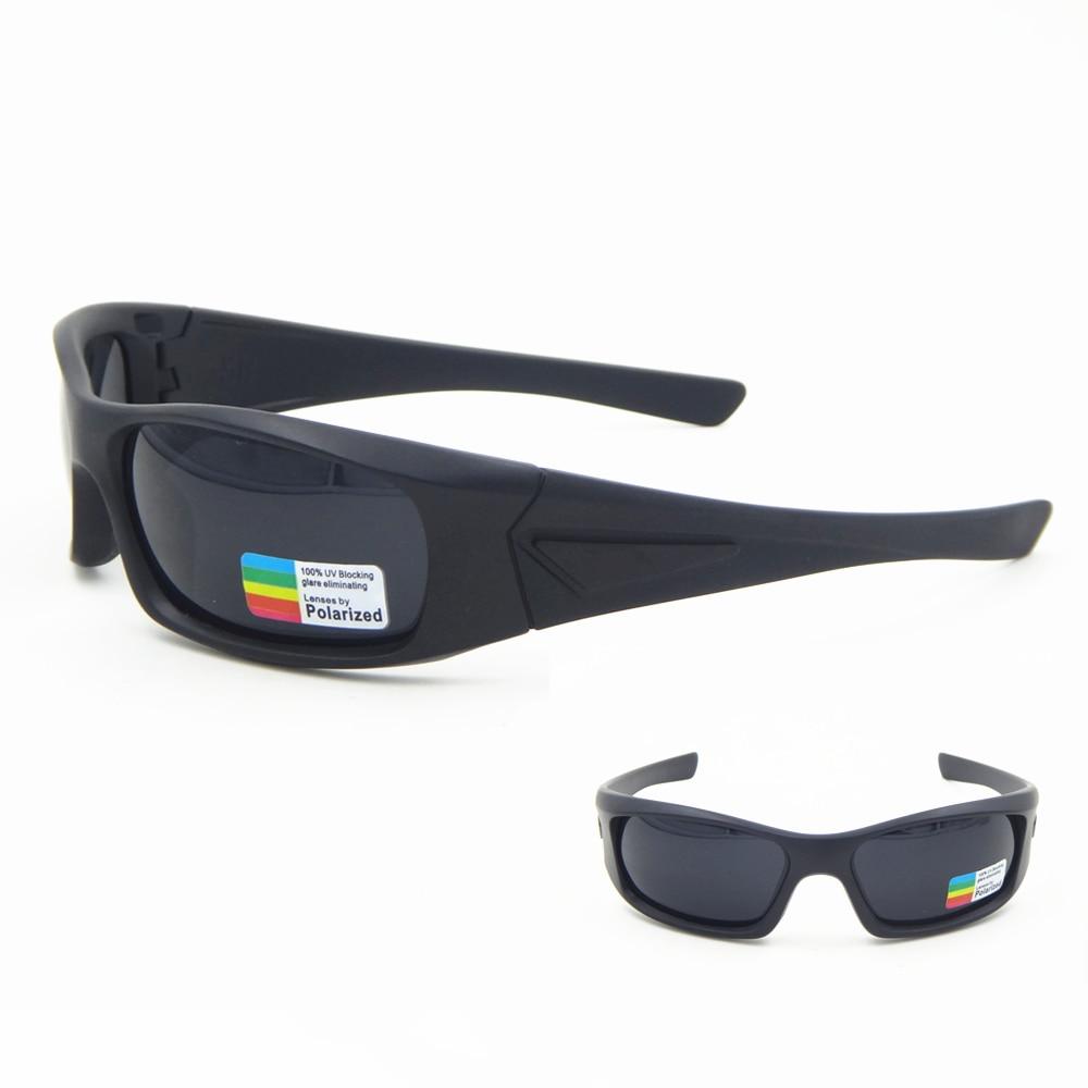 Óculos de proteção Óculos de lente polarizada Homens óculos de Sol Táticos  UV400 Militar TR90 Exército 9fd7bb21f0
