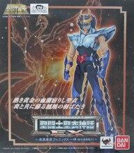 "Saint Seiya"" Original BANDAI Tamashii Nations Saint Cloth Myth EX Action Figure – phoenix Ikki Ex 2.0 version"