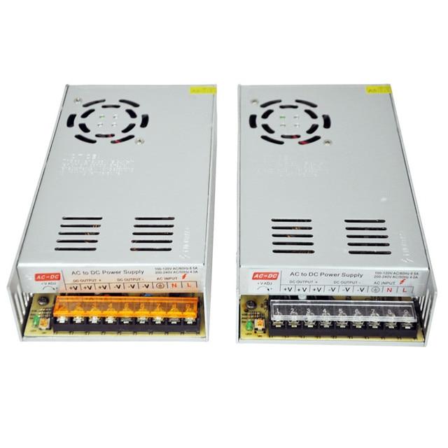 LED Power Supply DC 5 v 60A 300 w biến áp 110 v 220 V AC đầu vào cho ánh sáng hiển thị LED