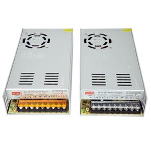 Image 1 - Led alimentazione elettrica di commutazione dc 5 v 60a 300 w trasformatore 110 v 220 v ac input per led display luce
