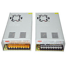 led החלפת הספק כוח dc 5 v 60a 300 w שנאי 110 v 220 v ac קלט עבור תצוגת led אור