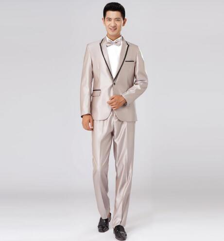 Hommes Pour Mariage Blanc Noir Formelle Costume kaki Robe blanc Noir Manteau Gris gris De Kaki Marié Pantalon Costumes Designs Ensemble Cravate Dernière Mince AzWxZAwq