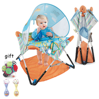 baby jumper Multifunctional jumperoo Baby Walker Cradle Rainforest Baby Swing with mobiel Bouncing chair