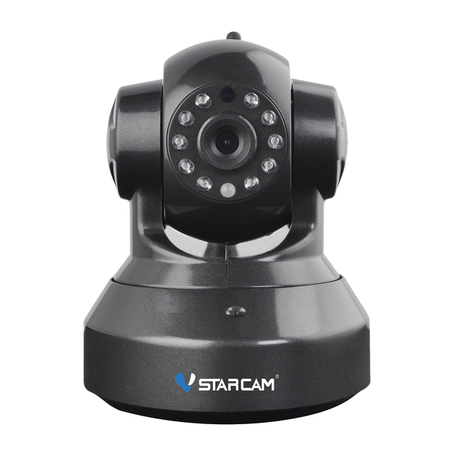 Vstarcam C7837WIP Wireless IP Camera IR-Cut Night Vision 720p Home Security HD Camera WiFi Audio Recording CCTV Onvif Indoor