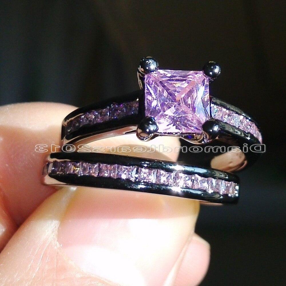 10 Choucong Luxury Jewelry 10kt