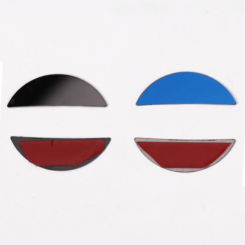 Auto Steering Wheel + Tail Rear Emblem Badge Sticker Patch Trim Decor Fit For X-trail T32 2014 2015 2016 2017 Car Accessories
