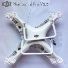 ของแท้DJI Phantom 4 Pro V2.0 Part เปลือกด้านบนด้านล่างLandingเกียร์เสาอากาศสำหรับDJI droneเปลี่ยน