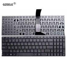 GZEELE מקלדת מחשב נייד רוסית חדשה עבור Asus F552 F552C F552CL F552E F552EA F552EP F552LA F552LAV F552LD R510V RU שחור