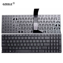 GZEELE new Russian laptop Keyboard for Asus F552 F552C F552CL F552E F552EA F552EP F552LA F552LAV F552LD R510V RU Black