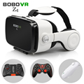 BOBOVR Z4 Virtual Reality goggles 3D glasses headset bobo vr Box Google cardboard headphone for 4.3-6.0 inch smartphones
