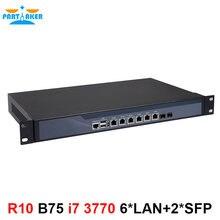 Серверный сервер partaker r10 core i7 3770 pfsense сетевой 1u