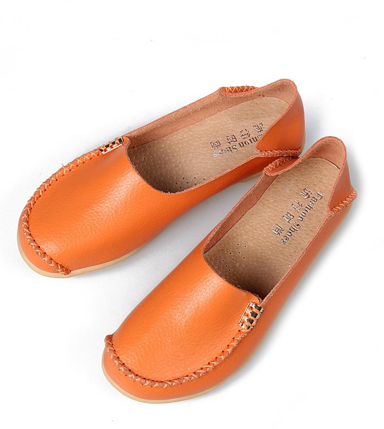 AH912 (47) women's loafers shoe