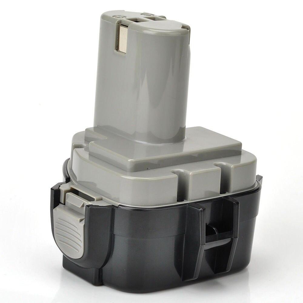 2x 12V 3000mAh 3.0AH Ni-MH Battery for MAKITA 1233 1234 1235 192696-2 192698-8 eleoption high quality 12v 3000mah ni mh battery for makita 1234 1235 1235f 193138 9 192698 a
