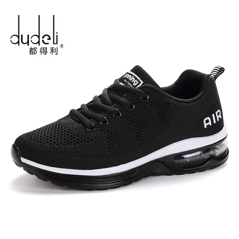 Popular Brand Dudeli Professional Sneakers For Men Autumn Cushion Women Running Shoes Outdoor Sport Mens Shoes Male Female Walking Shoe A Plastic Case Is Compartmentalized For Safe Storage Underwear & Sleepwears