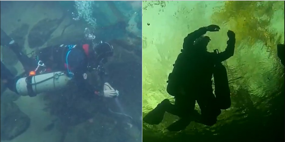 diving light 1