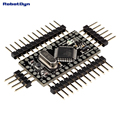 Pro Mini-atmega328p 5 V, compatível para Arduino Pro Mini 328 Mega. adicionar A6/A7 pinos
