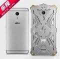 Letv 1 pro saco Original projeto armadura Heavy pó de Metal de alumínio THOR IRONMAN proteger telefone shell case capa para Letv one pro caso