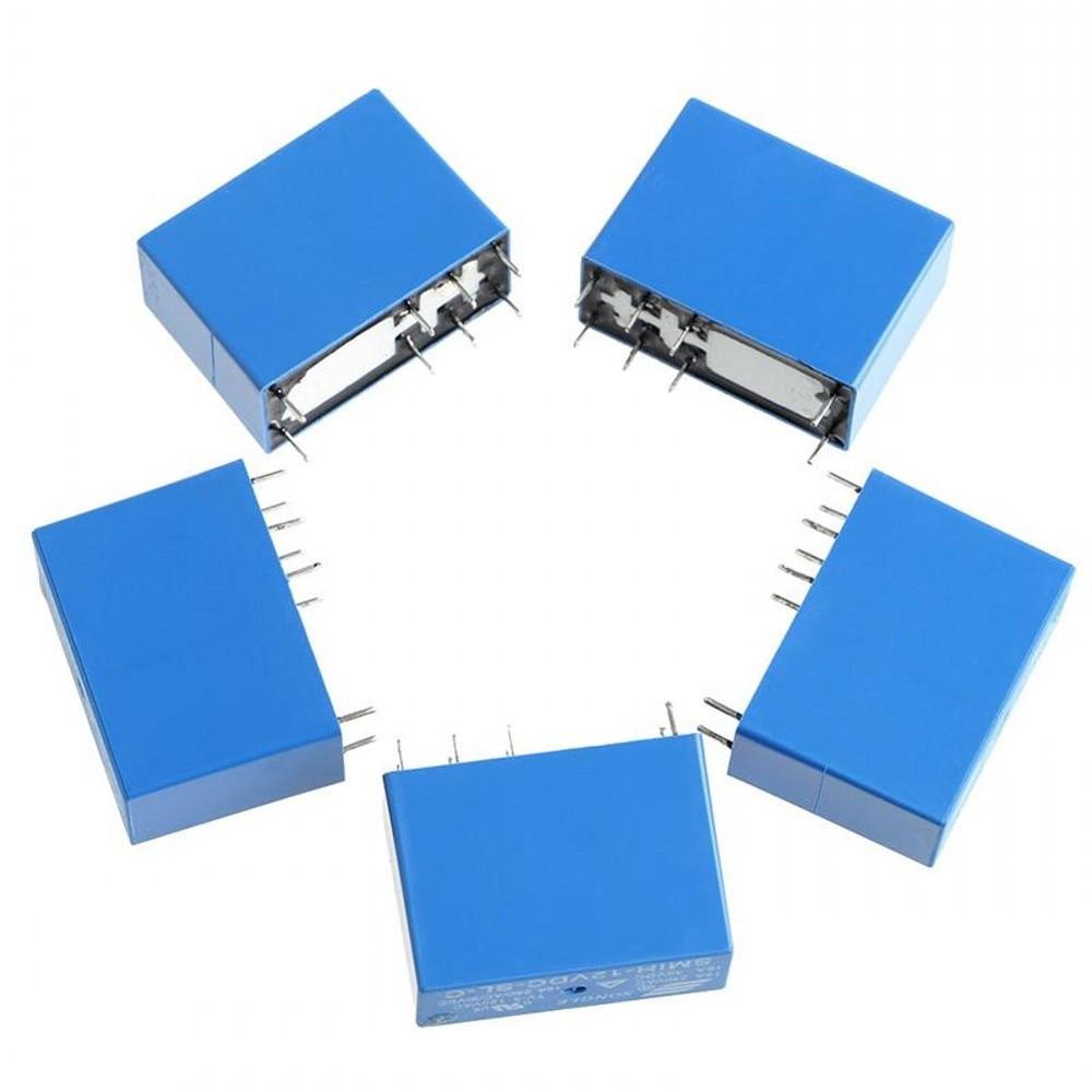 SMIH-05VDC-SL-C SMIH-12VDC-SL-C SMIH-24VDC-SL-C 05 12 24 V Relays 16A 250V 8pin A Set Of Conversion New Original 10pcs/lot