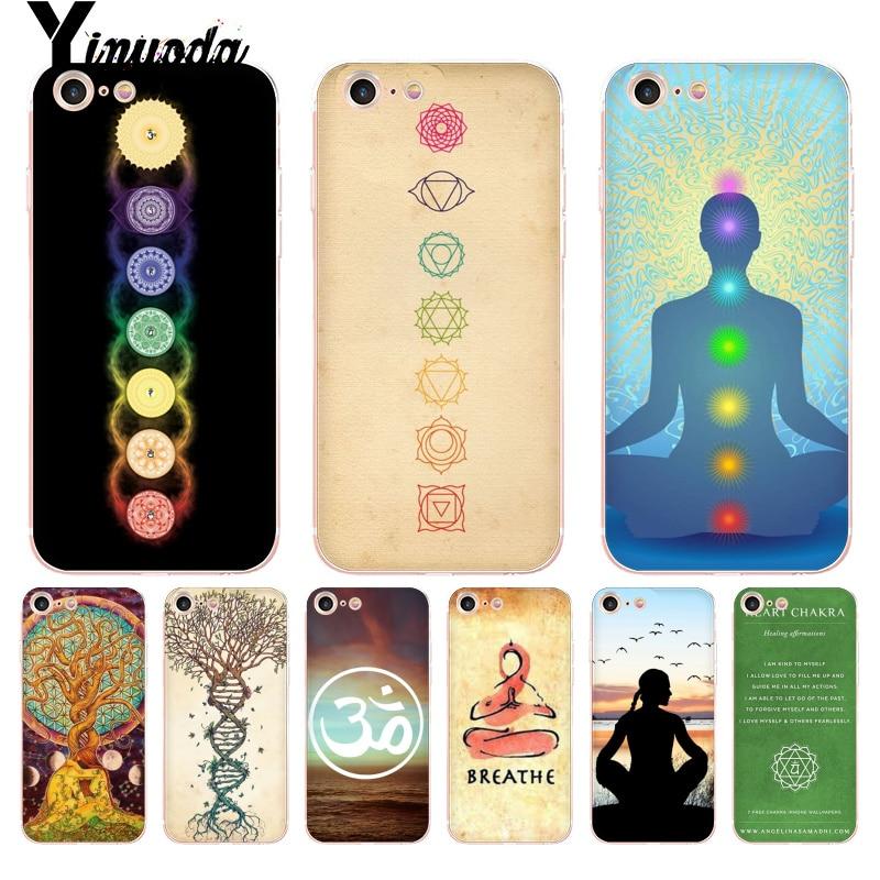 coque iphone 7 chakras