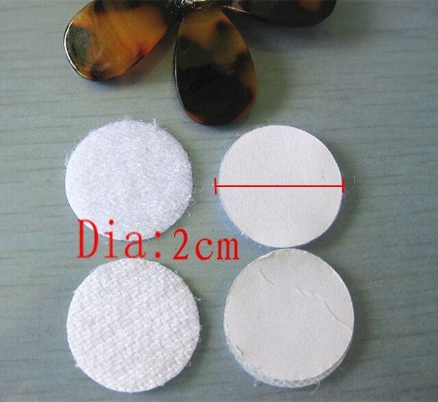 venta caliente unidades mm magia sticky ganchos y lazos de cinta puntos
