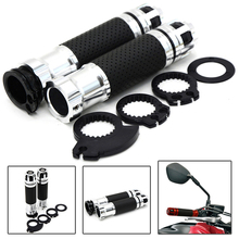 For BMW R1200ST S1000 S1000XR 1000XR motorcycle with 22mm 7/8 handlebar hand grips